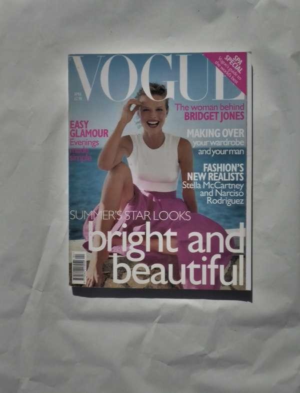 Vogue April 1998
