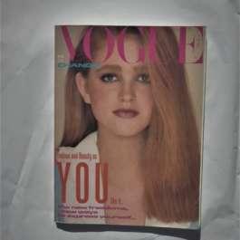 Vogue April 1982