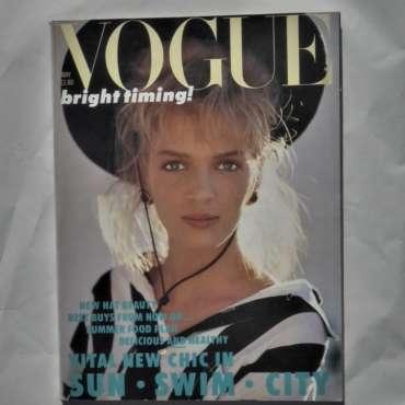 Vogue May 1986