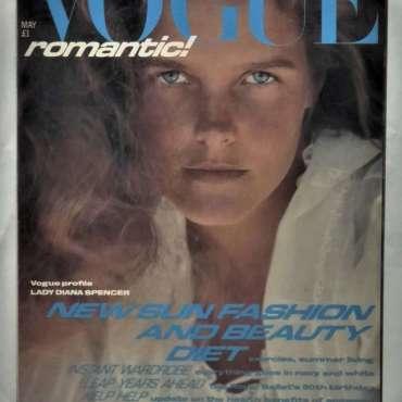 Vogue May 1981